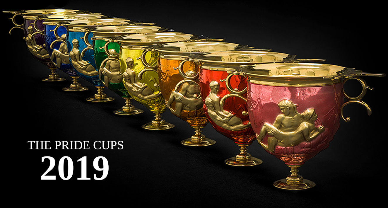 The Pride Cups